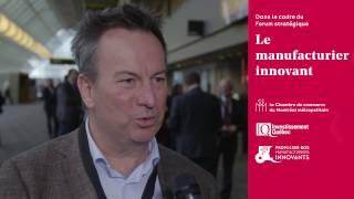 Forum sur le manufacturier innovant : APN - Manufacturiers Innovants