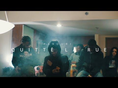 Pakouri – Quitte La Rue