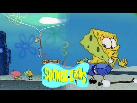 SPONGECOMS: Bubblestand/Ripped Pants