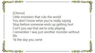 Charlotte Gainsbourg - Little Monsters Lyrics