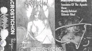 Acrostichon - Prologue [Full Demo]