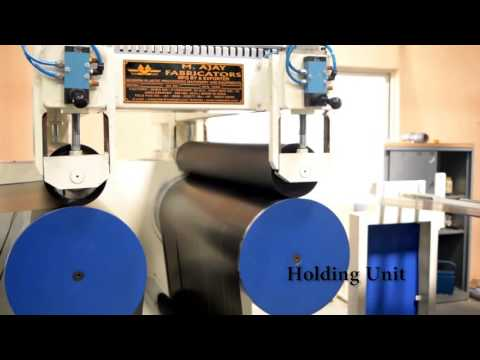 MAF - 1000TP HDPE/PP Raffia Tape Stretching Line