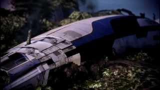 Mass Effect 3 лучшая концовка(красная, уничтожение)