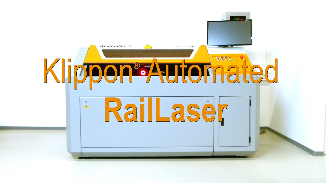 Klippon® Automated RailLaser