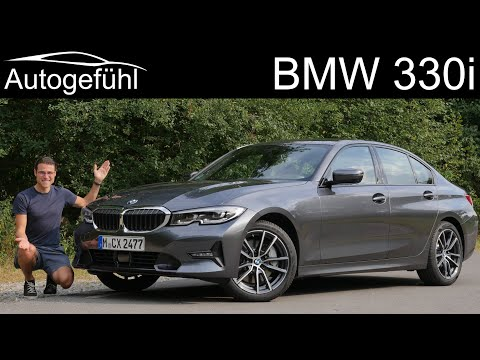 BMW 3 Series 330i RWD FULL REVIEW G20 2021 - Autogefühl