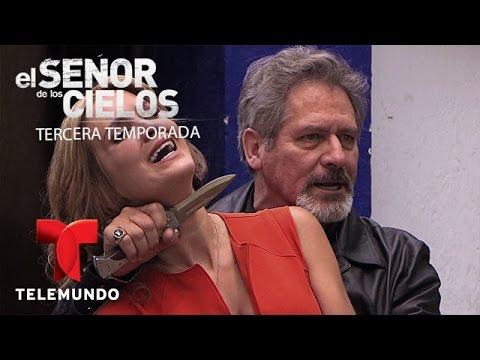 El Señor de los Cielos 3 | Detrás de cámaras: La muerte de La Condesa | Telemundo Novelas