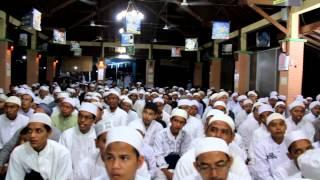 Daurah@Madrasah AzZein Bogor Qasidah Pembukaan