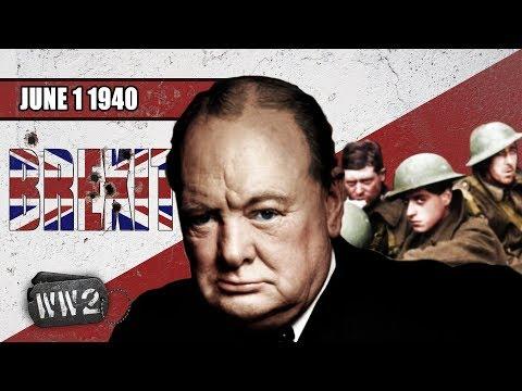 Belgická kapitulace a brexit u Dunkerku