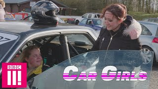 Being A Part Of The UK Car Scene | Car Girls