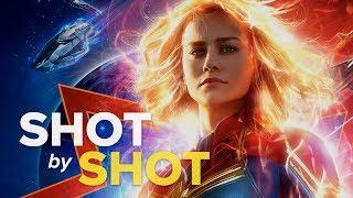 Captain Marvel Trailer #2 - Shot By Shot Breakdown