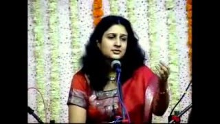 """Dr. Kalyani Bondre """"Sarvatmaka Sarveshwara"""""""