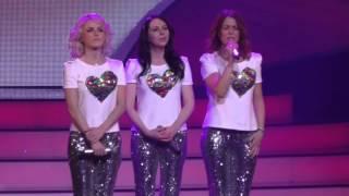 K3 Loves You: zo magisch klonk het laatste nummer van Karen, Kristel en Josje als K3