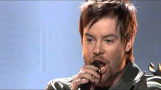 David Cook - Hungry Like the Wolf Top 4