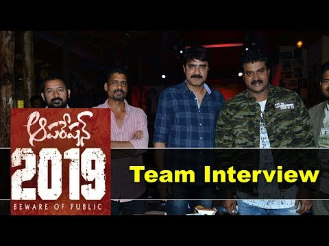 Operation 2019 Movie Team Interview On Sets
