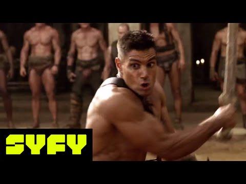"Spartacus - Blood and Sand: ""Sacramentum Gladiatorum"" Preview | S1E2 | SYFY"