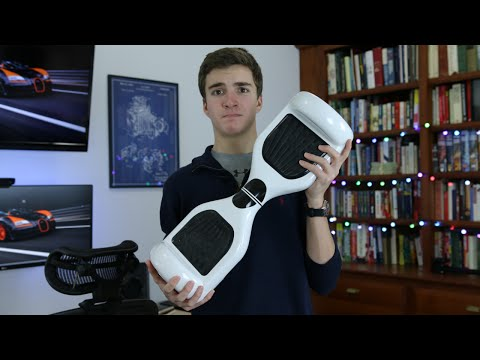 Hoverboard Review – Just a $250 Toy?!