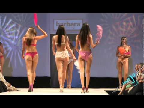 Lingerie Francaise Fashion Show - Part 4
