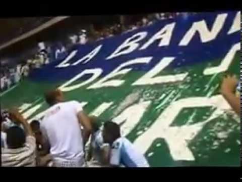 """""""los de siempre jaguares de cordoba siempre alentando"""" Barra: Los de Siempre • Club: Jaguares de Córdoba"""