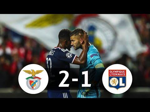 🇫🇷 Comment réparer l'OL (Benfica 2-1 Lyon)
