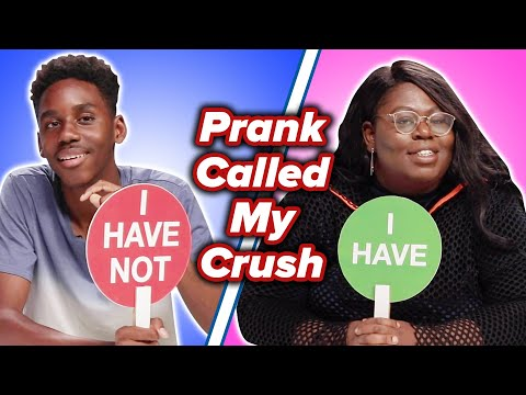 Teens and Adults Play Never Have I Ever: Dating Edition