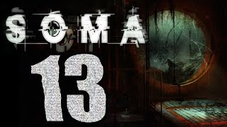 ► SOMA | #3 | 2/3 | Ponorka! | CZ Lets Play / Gameplay [1080p] [PC]