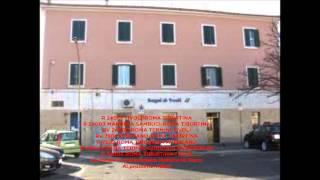 preview picture of video 'Annunci alla Stazione di Bagni di Tivoli - 110° video - Con plin plon tipo Classico Piona'