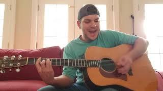 Morgan Wallen   Cover Me Up (Acoustic Cover)