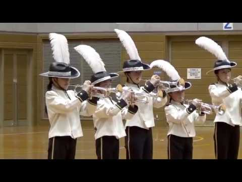 2018/2/17 福島県福島市立野田小学校マーチングバンドクラブ ありがとうコンサート