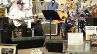 "Anita Stapleton with Leon Rhodes ""Nobody But A Fool"""