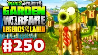 Plants Vs. Zombies: Garden Warfare   Gameplay Walkthrough Part 250   All  New Costume