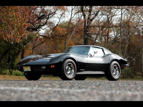 Video of '73 Corvette - LV76