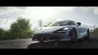 McLaren 720S Spider, clima e ambientazioni