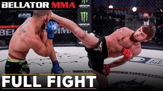 Full Fight | Magomed Magomedov vs. Matheus Mattos | Bellator 254