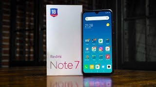 Xiaomi Redmi Note 7 !! НИХРЕНА СЕБЕ!!
