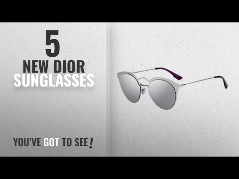 Top 10 Dior Sunglasses [ Winter 2018 ]: Dior Nebuls 54Mm Palladium Sunglasses