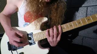Riff of the Week High Heels and Leather solo Tutorial