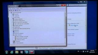 Windows 7 - The Device Manager