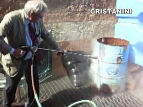 Cristanini spa sistemi di decontaminazione per uso for Uniform spa sistemi per serramenti