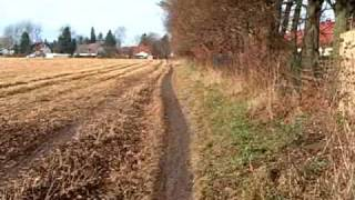 preview picture of video 'Radweg fehlt von Gröbenzell nach Lochhausen'
