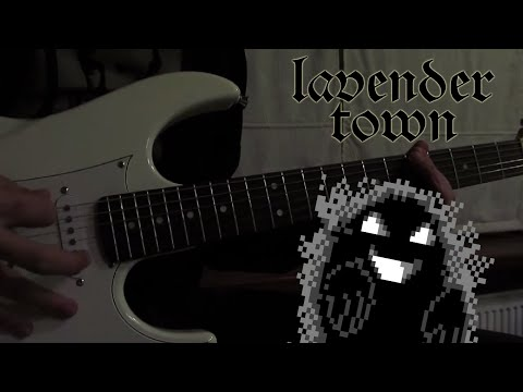 Steam Community Video Lavender Town Missing Frequencies Guitar