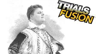 Anmutig und schön, dann kam Sep 🎮 Trials Fusion #105