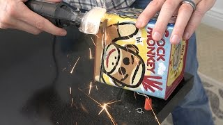 What's inside a Jack in the Box Toy?