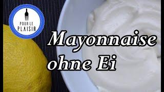 Vegane Mayonnaise ganz schnell / Thomas kocht
