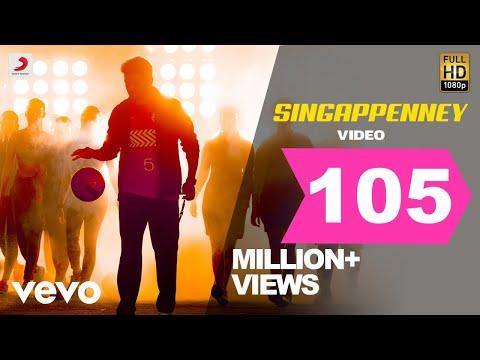 Singappenney Video From Bigil
