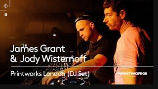 James Grant & Jody Wisternoff | Live from Anjunadeep x Printworks London 2019 (Official HD Set)