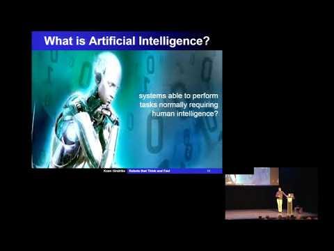 Robots die denken en voelen - Koen Hindriks