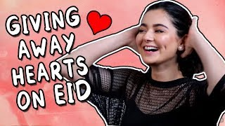 GIVING REPLY AND HEART TO EVERY COMMENT UNDER THIS VIDEO - EID SPECIAL - Sana's Bucket