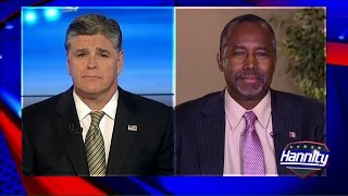 Carson: Interesting Dems Even Say 'ISIS,' Since the 'I' Is for 'Islamic'