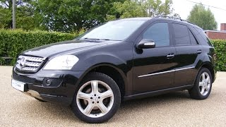 2006 Mercedes ML 280 CDi Sport Auto For Sale In Kent