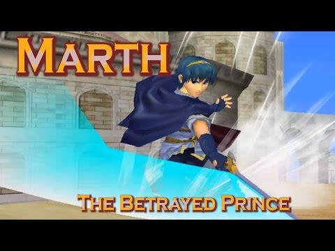 Are You a Marth Player? - Super Smash Bros Melee